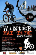 Winter Fat Tire Cancelled- Calgary, AB