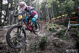 Qualifying Results - Vallnord DH World Cup 2017