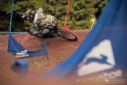 US MTB Nationals - Dual Slalom Action