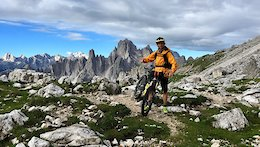 Tito Tomasi has Adventure in the Alps Down to an Art Form