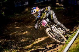 Myriam Nicole is the Women's DH World Cup Number One - Video