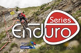 Final Round of the 2017 Enduro Series French Cup, Les Orres - Video