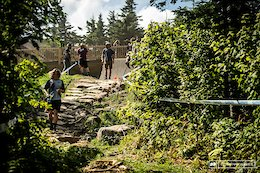 WynTV:  Track Walk - Mont-Sainte-Anne DH World Cup 2017