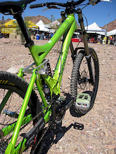 Interbike Dirt Demo - Day 1