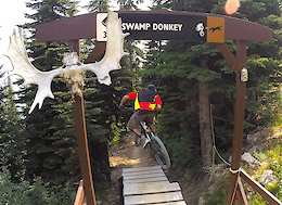 Kicking Horse Bike Park Trail Crew Update