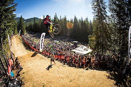 Joey Gough's Crankworx Debut - Video