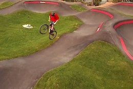 Stevie Smith Memorial Park Pumptrack - Video