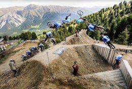 Nicholi Rogatkin Lands 1080 Twister on a DH Bike at Nine Knights