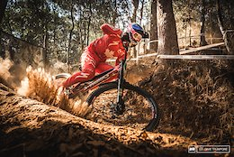 Aussie, Aussie, Aussie: Timed Runs and Seeding Photo Epic - Cairns DH World Champs 2017