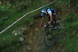 Giant Factory Racing at EWS Round 8: Finale Ligure, Italy
