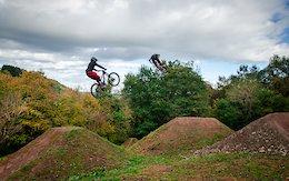 Dusty Huckers Ride Rowan Sorrell's Yard - Video
