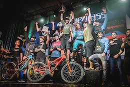 We'll Keep On Fighting Until The End: EWS Round 8, Finale Ligure