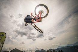 Xavier Barneto Shreds the Chatel Bike Park - Video