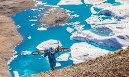 Arctic Freeriding With Berrecloth, Storch, Zink, and Steenbergen - Trailer