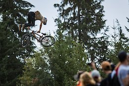 All I want for Christmas is...VIP passes for Red Bull Joyride
