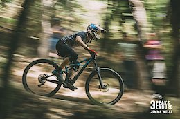Keegan Wright and Katy Winton Win the Emerson's 3 Peaks Enduro