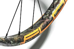 Stan's is Auctioning Off Kyle Strait's (Unused) Custom Rampage Wheelset for NICA