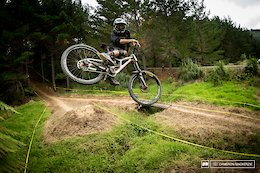 New Zealand National DH Series - Round 2 Report and Results