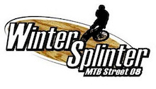 Winter Splinter - Atlanta's skate park competition for MTB!