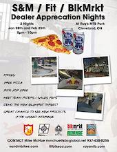 Dealer Appreciation Night at Ray's Indoor MTB Park