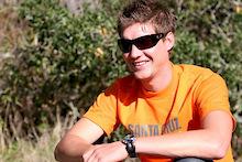 Minnaar finishes first in Giant Slalom at Kokanee Crankworx 2008