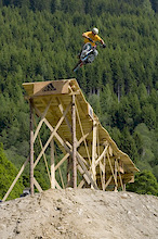 ONE BIG PARK SalzburgerLand is partner of the adidas Slopestyle 2008