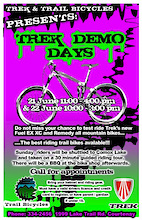 Trek Demo Days in Courtenay BC