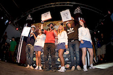 The ultimate in freeriding Sam Pilgrim wins adidas Slopestyle 2008
