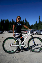 Emily Johnston - Bike Check