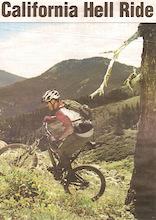Canadian wins California Hell Ride - Hosted by Santa Cruz