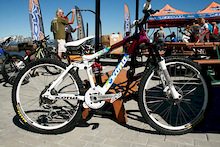 Kona 2009 Launch - DJ and Slopestyle Bikes