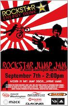 Rockstar Jump Jam on Sunday, September 7th at Mount Washington