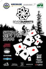 Rossland's Seven Summit Poker Ride - Sept.7