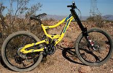 Interbike 2008 - Rocky Mountain Flatline