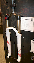 Interbike 2008 - RockShox Reba w/ MAXLE Lite