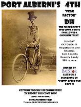 "4th Annual ""Fear Factor"" DH in Port Alberni this Sunday"