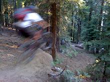 DH Mountain Biking Trails in Mount Shasta, California