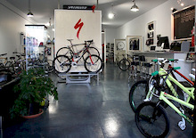 Synergy Cycle - Montreal's newest bike shop.