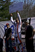 Fluidride Cup #1 - Curtis Keene Wins it!