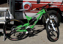 OGC to Distribute Intense MTB Cycles in Canada