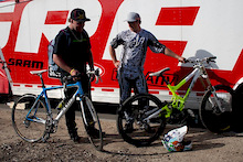 Sea Otter - Riders with their new bikes!