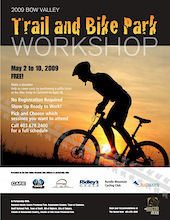 Kananaskis Trail Building Workshop, May 2nd-May10th