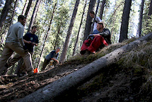 Trail and Bike Park Workshop Report - Canmore Nordic Center