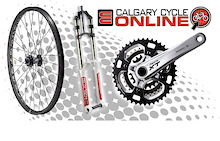 Calgary Cycle Launches Canadian Online Store!