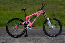Ben Cathro Bike Check