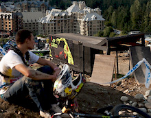 Crankworx 2009 - Slopestyle Course Overview
