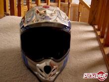 Initial Impressions - Ridge Apex Fullface Helmet