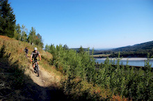 Quesnel, BC - XC riding