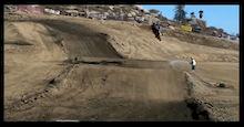 Sam Hill on Moto