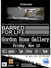 Barred for Life - Courtenay BC